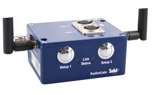 RadioGate Solid (DMX)