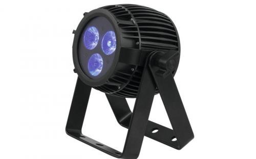 LED IP PAR 3x12W